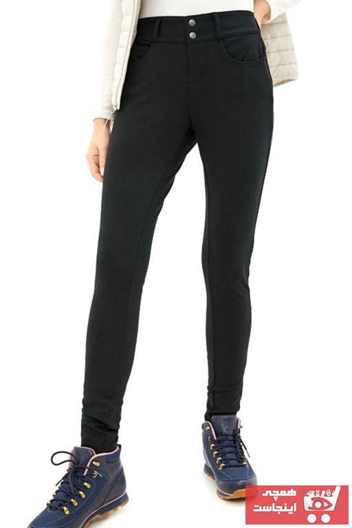 خرید پستی شلوار ورزشی مردانه جدید برند کلمبیا رنگ مشکی کد ty81730789