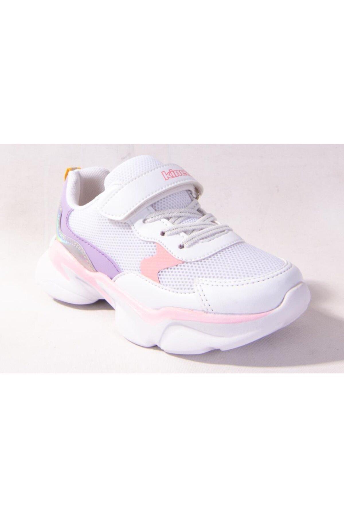 فروش انلاین کفش اسپرت بچه گانه دخترانه مجلسی برند کینتیکس kinetix کد ty81812207