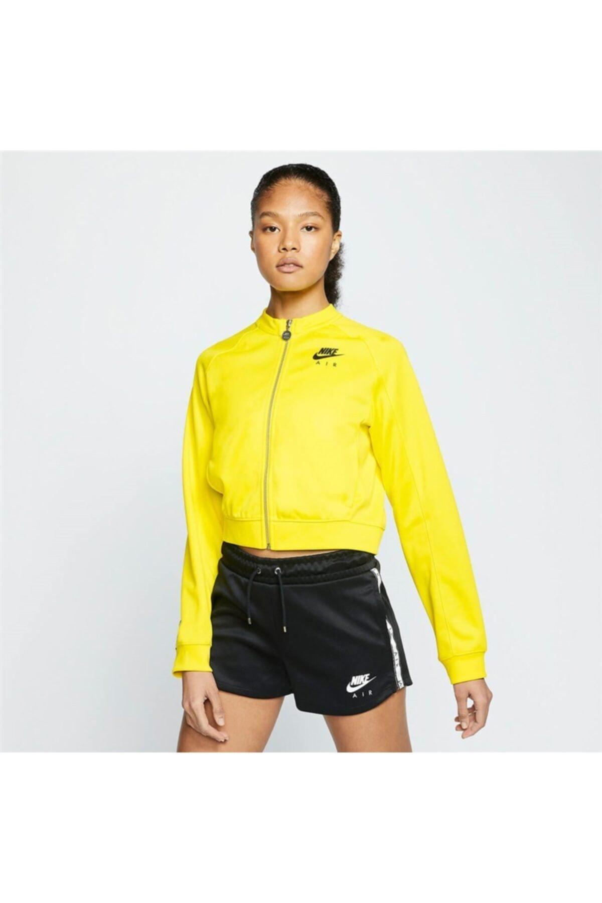 سفارش گرمکن ورزشی ارزان مردانه برند Nike اورجینال رنگ زرد ty82315998