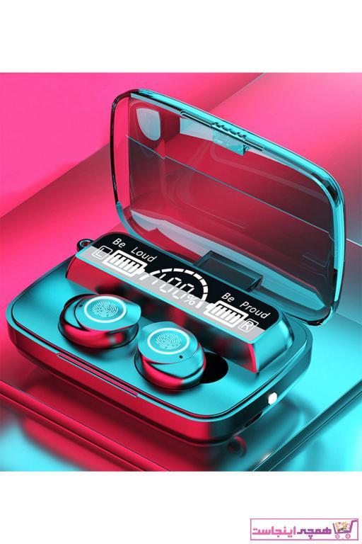 خرید انلاین هدفون بی سیم بلوتوث دار ارزان برند Spovan رنگ مشکی کد ty82832455