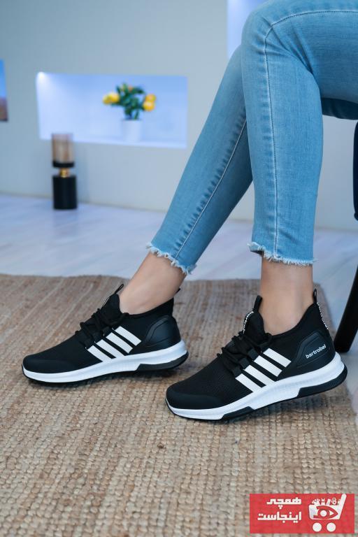 خرید اینترنتی کفش اسپرت مردانه از استانبول برند Bartrobel رنگ مشکی کد ty83031710