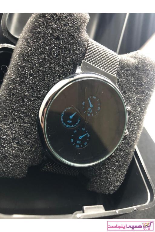 خرید ساعت مچی مردانه اورجینال برند MH STORE رنگ مشکی کد ty84616759