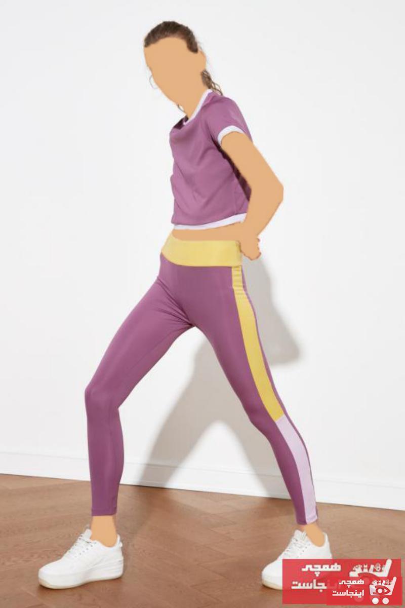 ژورنال ساپورت ورزشی زنانه برند ترندیول میلا ترک رنگ بنفش کد ty84641845