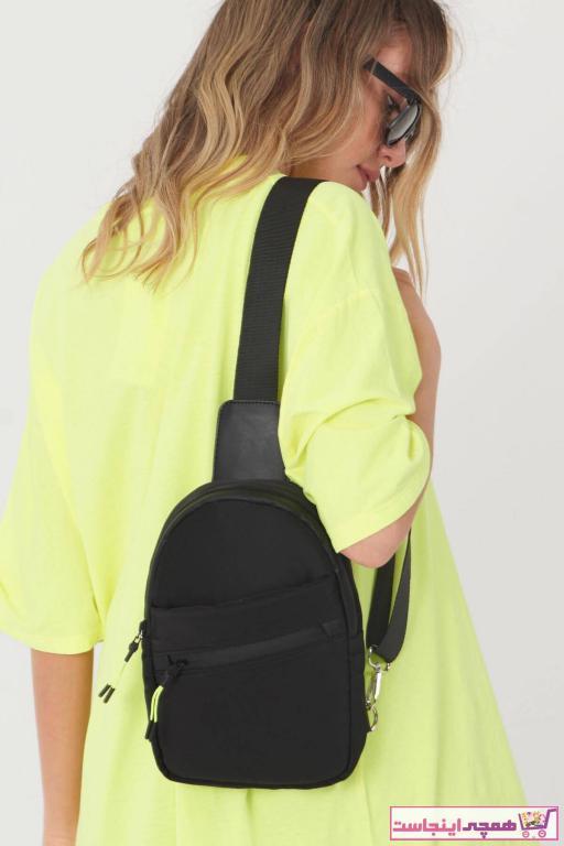 فروش کیف کمری زنانه حراجی برند Addax رنگ مشکی کد ty84720181