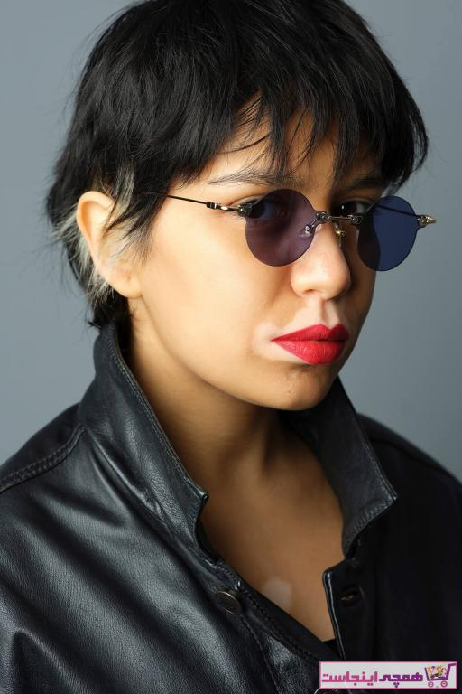 سفارش انلاین عینک آفتابی ساده برند Bilge Karga رنگ لاجوردی کد ty84733090