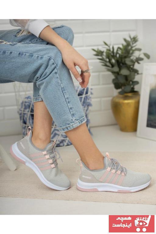 فروشگاه کفش اسپرت مردانه برند TUGGON رنگ نقره ای کد ty84774383