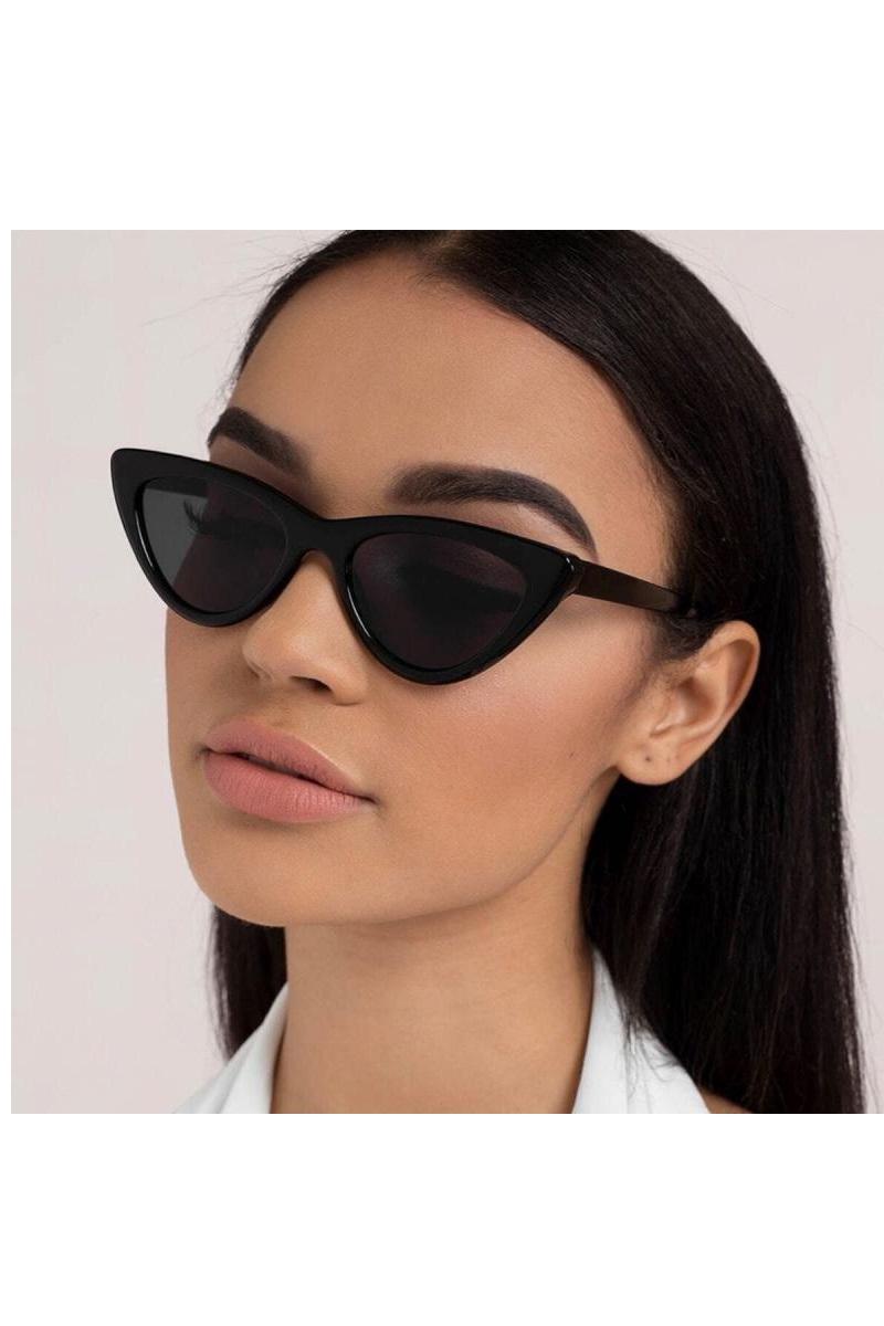 خرید انلاین عینک آفتابی زیبا زنانه برند Orçun Özkarlıklı رنگ مشکی کد ty85340764