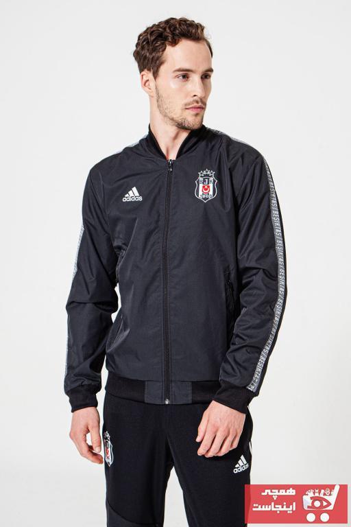 خرید پستی گرمکن ورزشی شیک مردانه برند Beşiktaş رنگ مشکی کد ty85731188