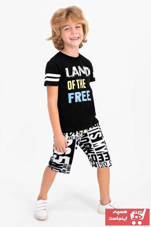 خرید انلاین ست راحتی دخترانه خاص برند ROLY POLY رنگ مشکی کد ty85991858