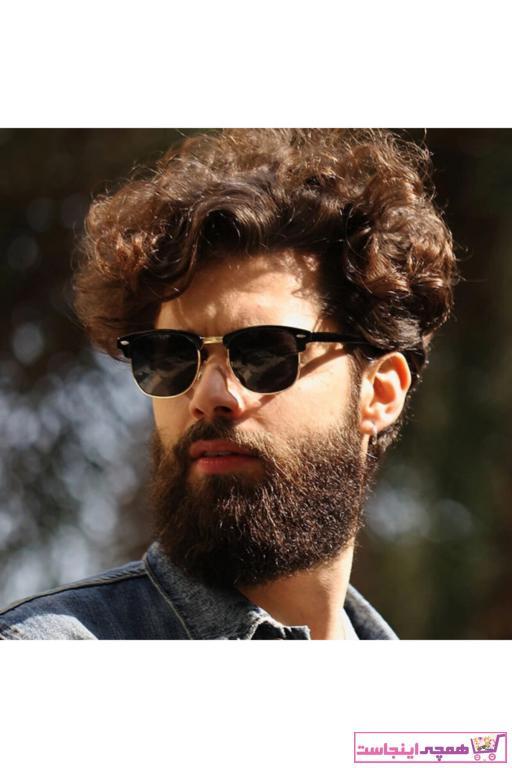 فروشگاه عینک آفتابی مردانه تابستانی برند JULIANO رنگ مشکی کد ty86083777