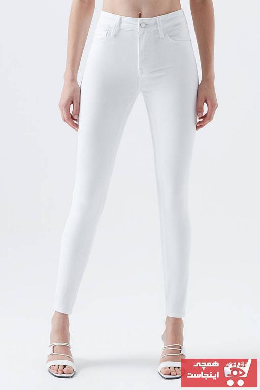 خرید نقدی شلوار جین شیک برند Terrenova کد ty86265986