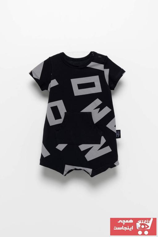 سرهمی نوزاد دخترانه خاص برند Moi Noi رنگ مشکی کد ty86421612