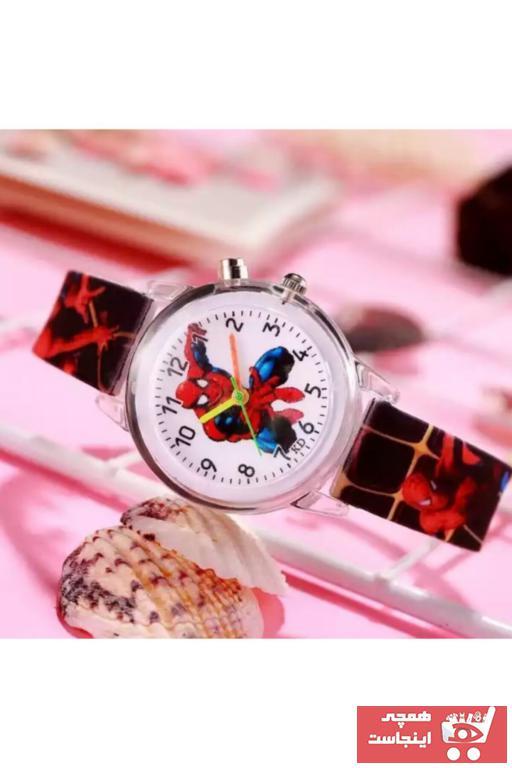 فروش ساعت بچه گانه 2021 برند SPIDERMAN رنگ مشکی کد ty86664780