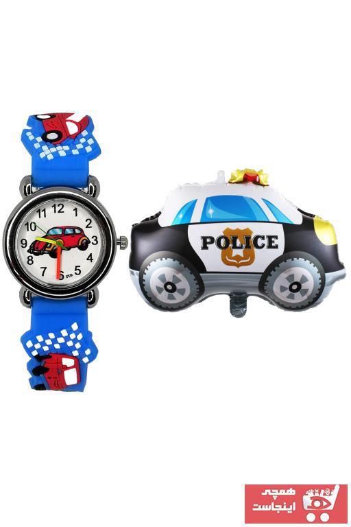 خرید ساعت پسرانه شیک مجلسی برند sezerekspres رنگ آبی کد ty86699942