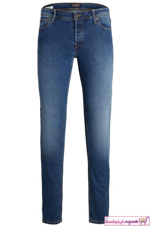 شلوار جین خاص برند Jack Jones رنگ لاجوردی کد ty86901452