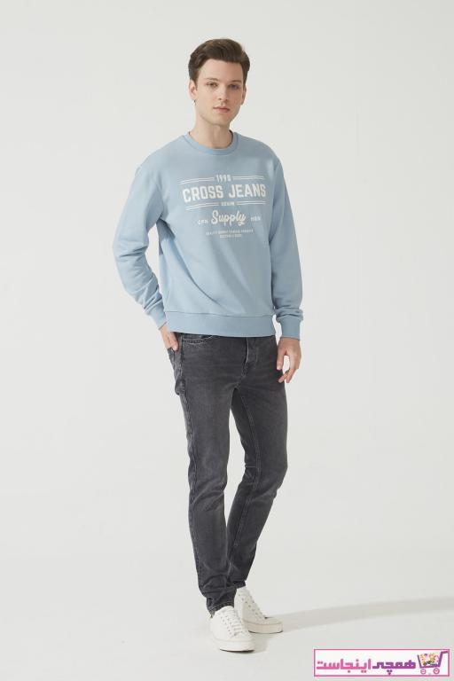 خرید شلوار جین از ترکیه برند CROSS JEANS رنگ نقره ای کد ty87393837