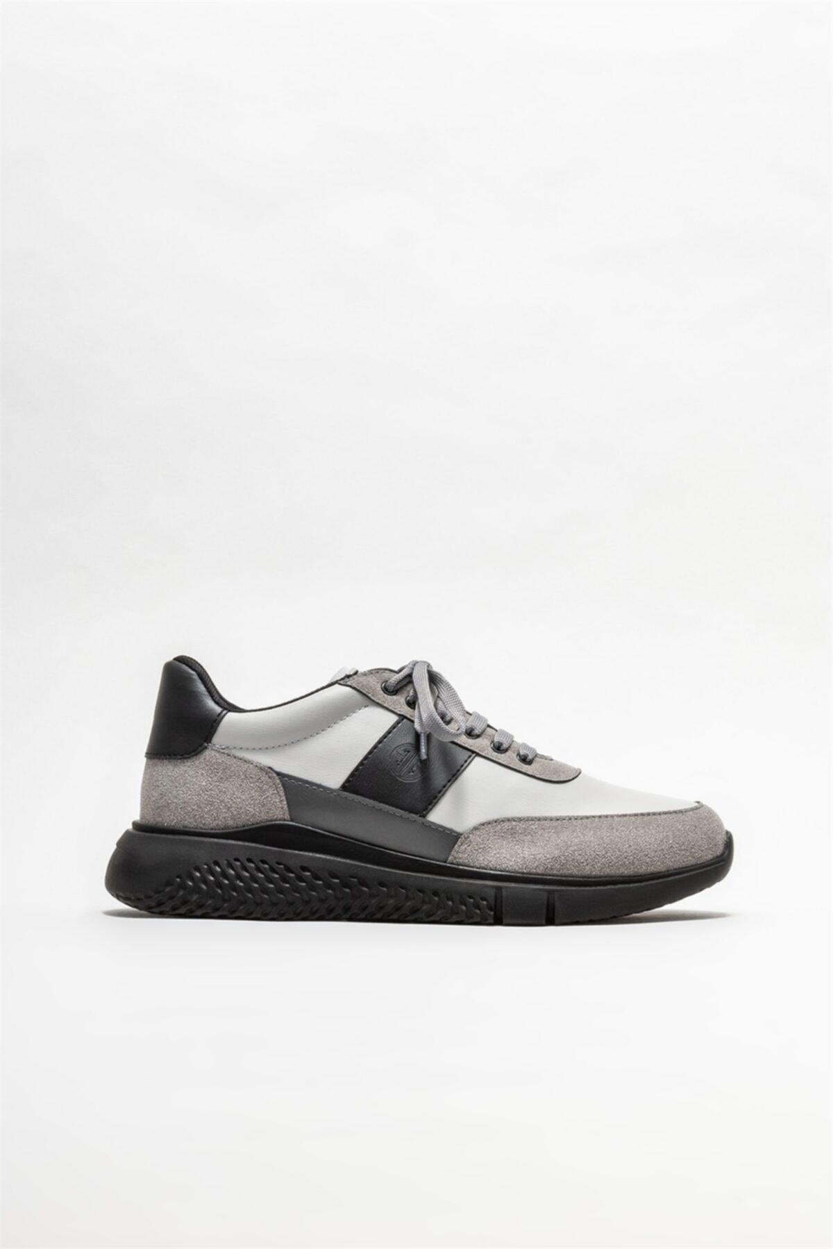 کفش اسپرت مردانه ارزان برند Elle Shoes رنگ نقره ای کد ty87467914