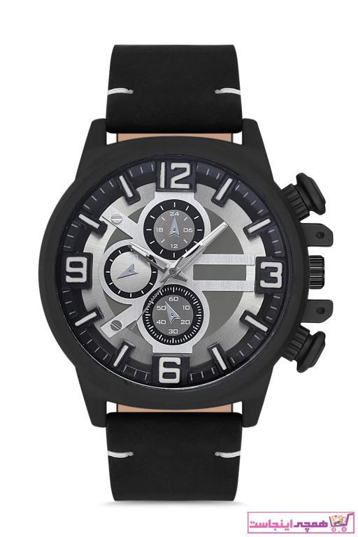 خرید پستی ساعت مردانه  ارزان برند Twelve رنگ مشکی کد ty87487758