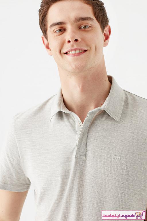 پولوشرت مردانه خاص برند ماوی رنگ نقره ای کد ty87727843