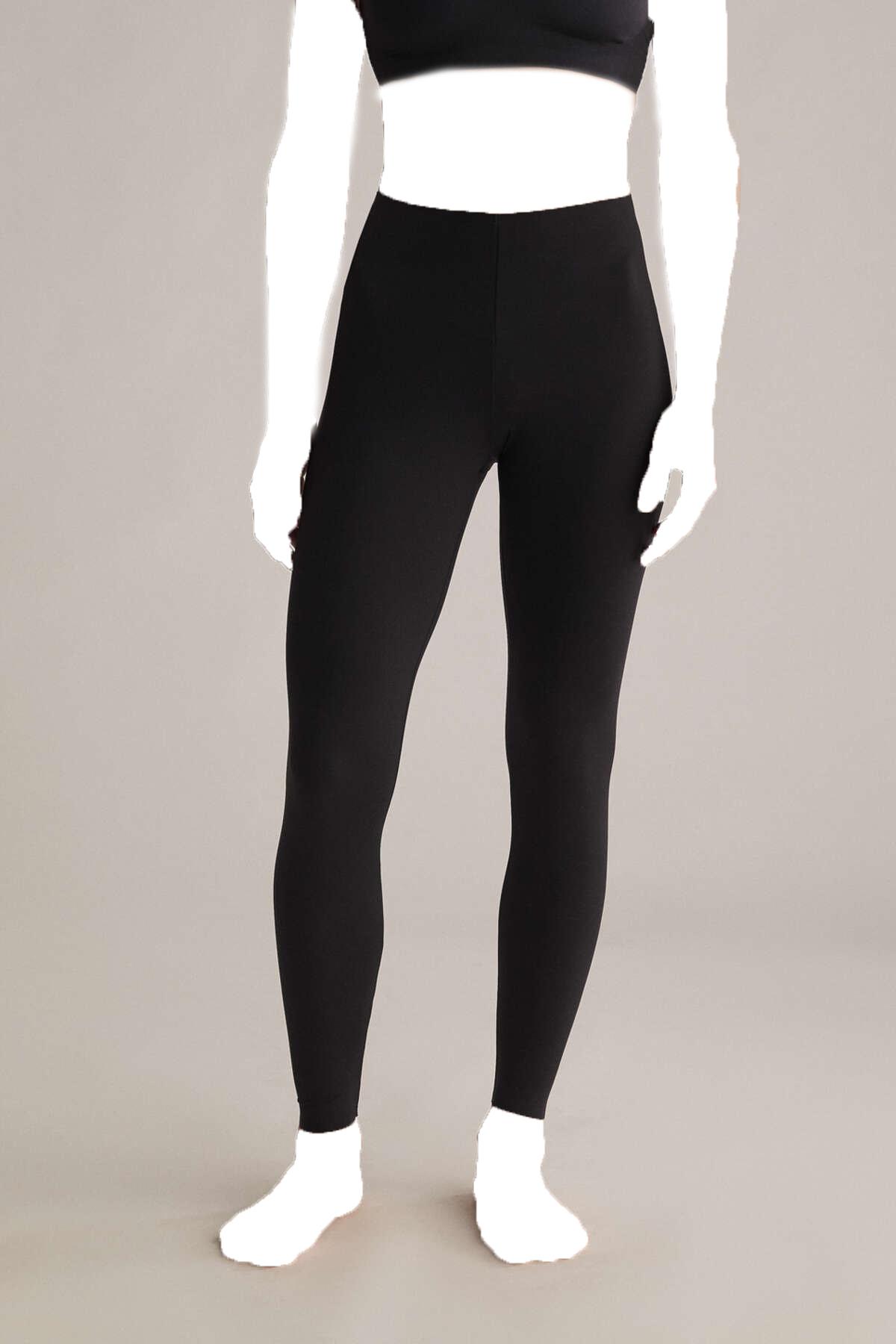 خرید ارزان لگ ورزشی زنانه جدید برند Oysho رنگ مشکی کد ty87832789