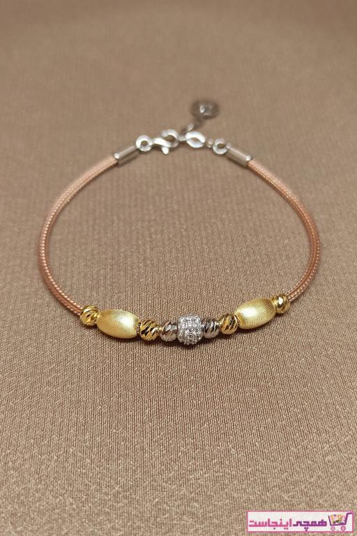 سفارش نقدی دستبند زنانه برند Sevil Takı رنگ صورتی ty88430816