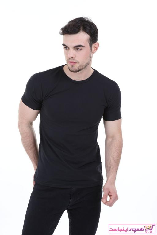 تیشرت مردانه مدل برند HOLLYMOOD رنگ مشکی کد ty88472351
