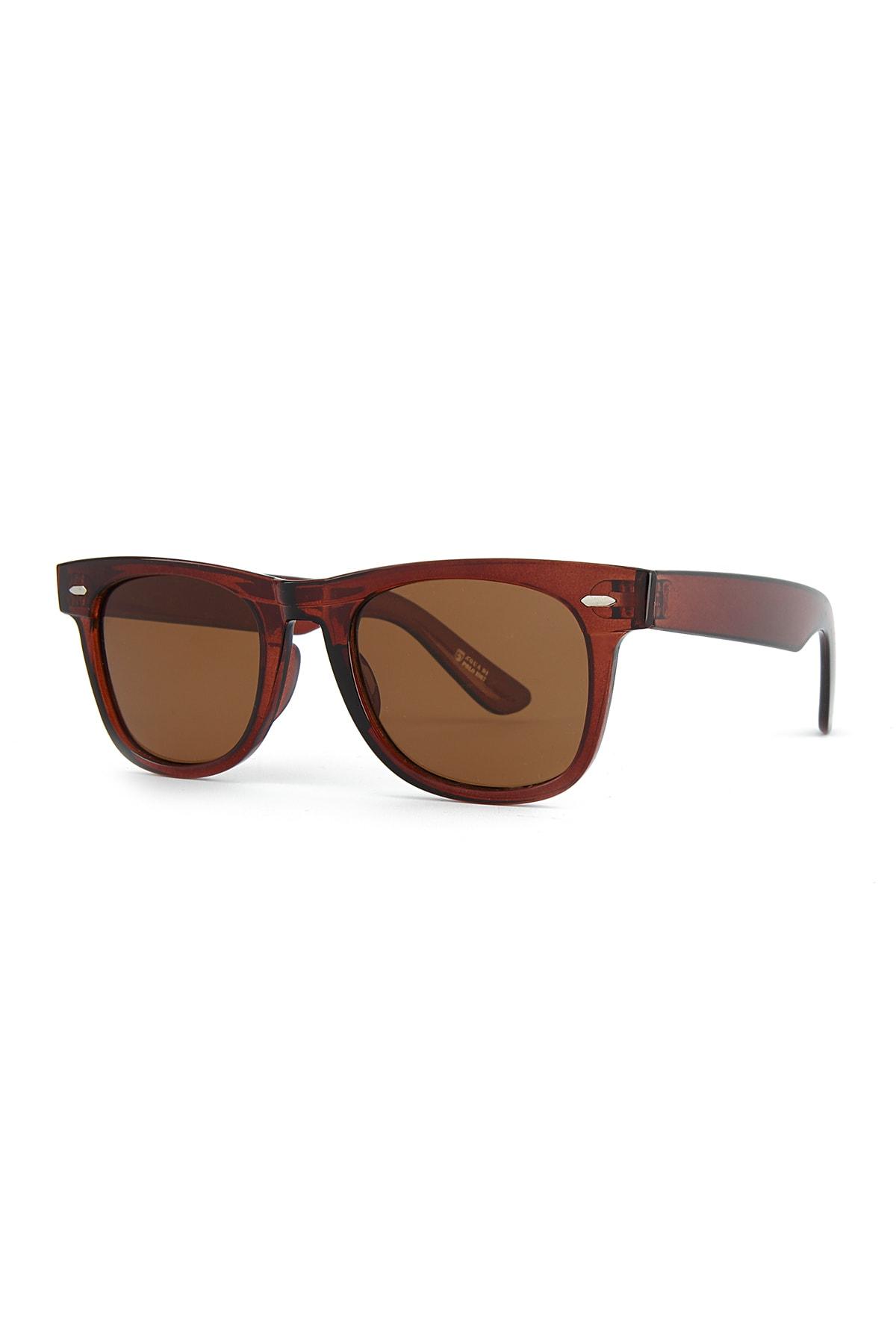 خرید عینک آفتابی  مارک Aqua Di Polo 1987 رنگ قهوه ای کد ty88881974