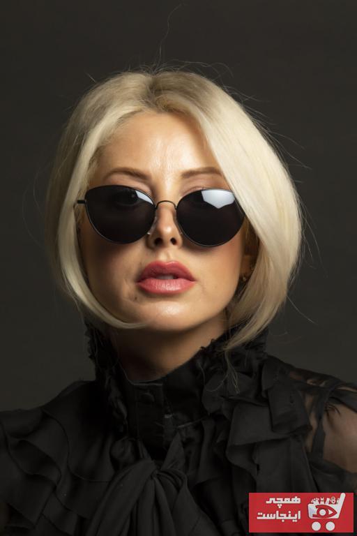 عینک آفتابی زنانه پارچه  برند Polo U.K. رنگ مشکی کد ty89004120
