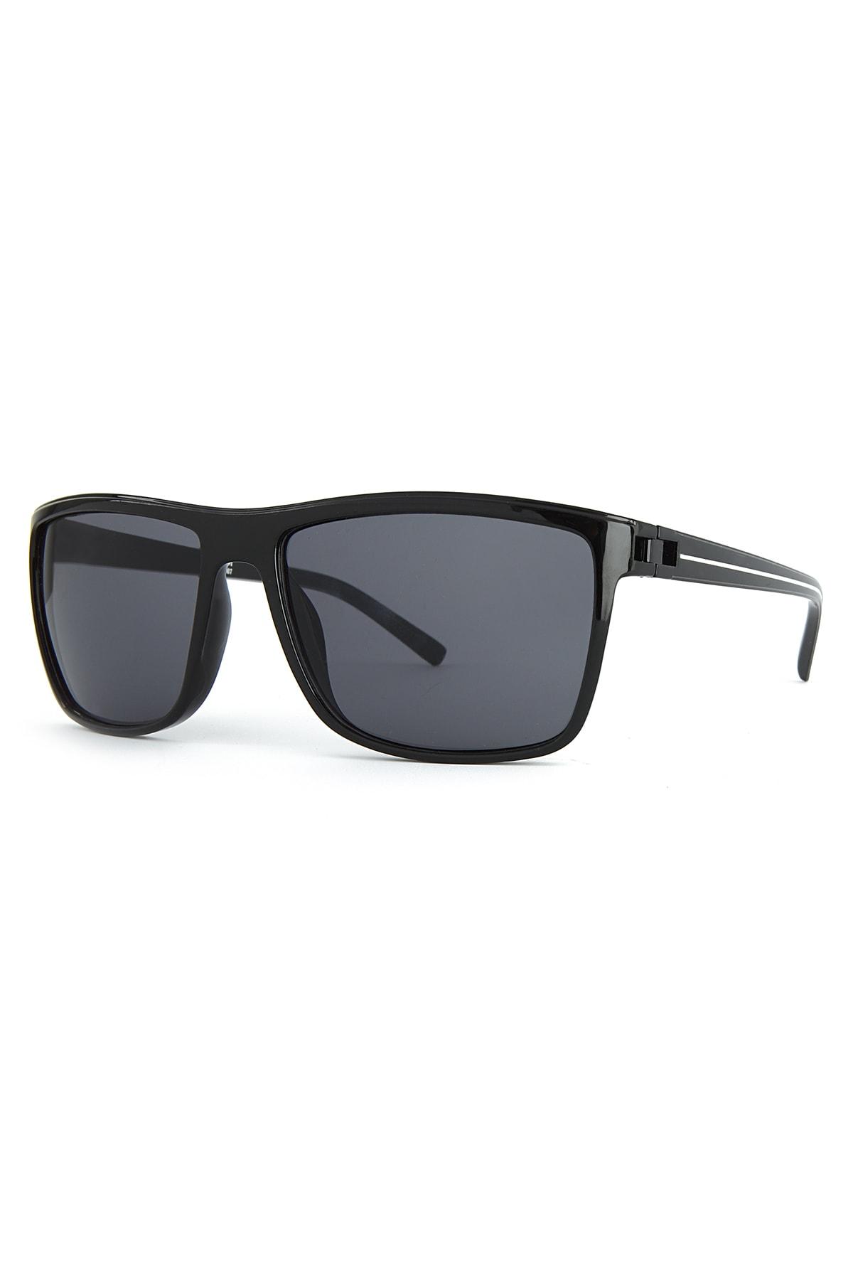 عینک دودی مدل 2021 برند Aqua Di Polo 1987 رنگ نقره ای کد ty89070207