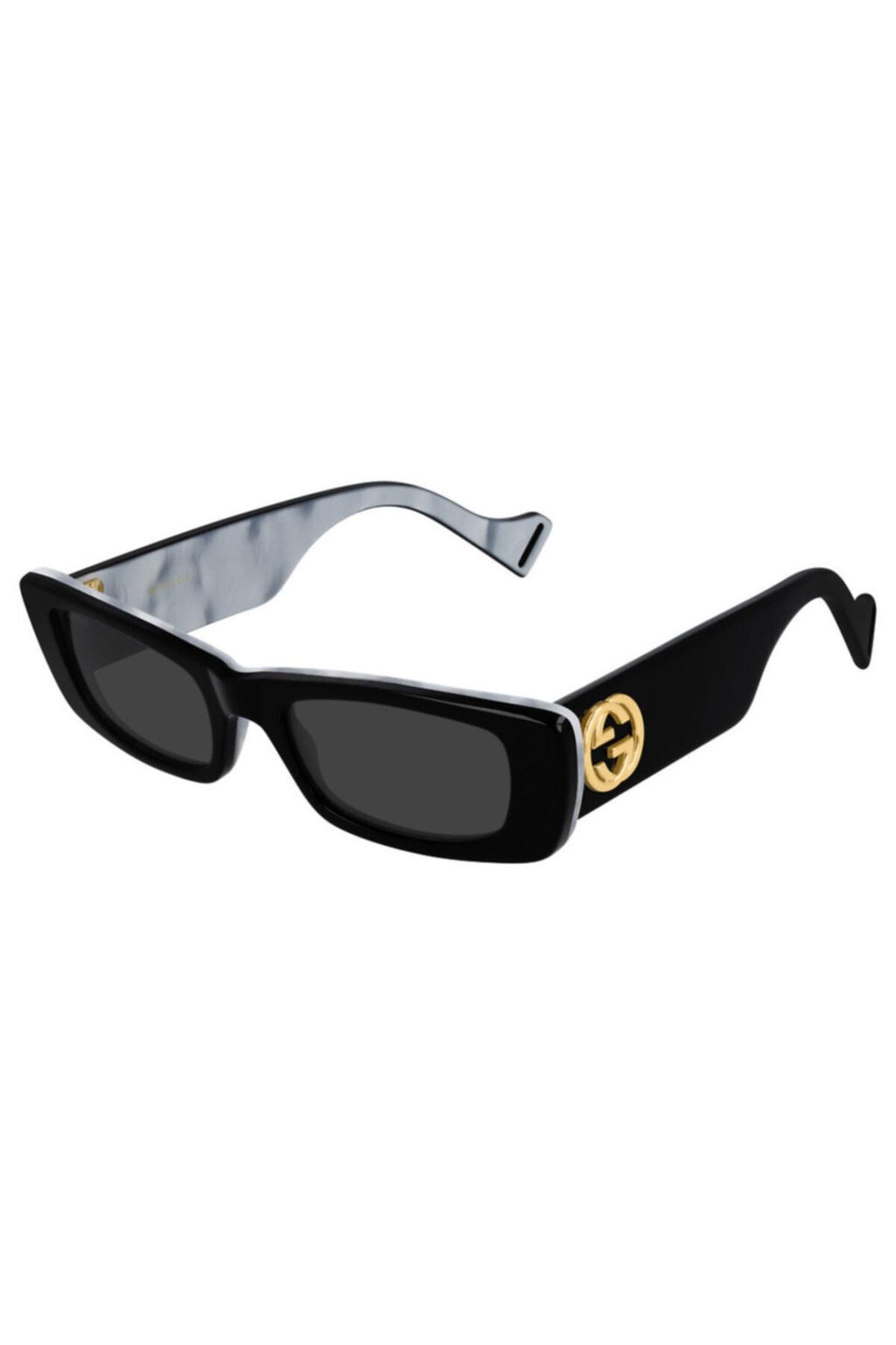 عینک آفتابی  برند گوچی رنگ مشکی کد ty89173286