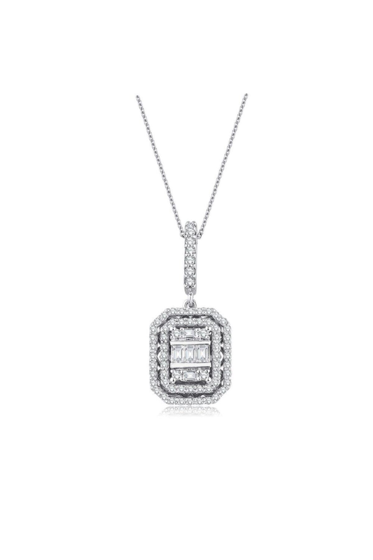 گردنبند زنانه خفن برند Yetkin Diamond کد ty89183241