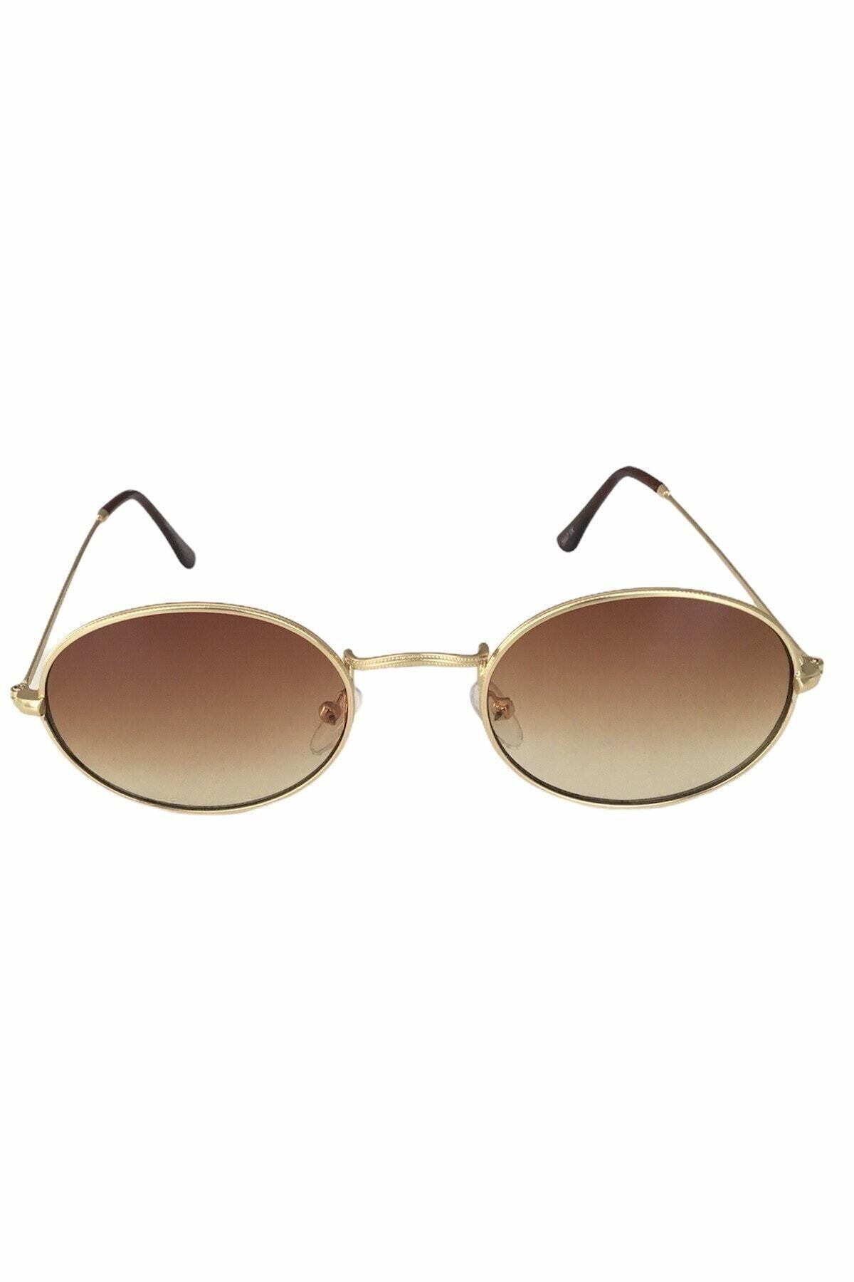 فروش عینک آفتابی مردانه ترک مجلسی برند Curly Accessories رنگ قهوه ای کد ty89248359