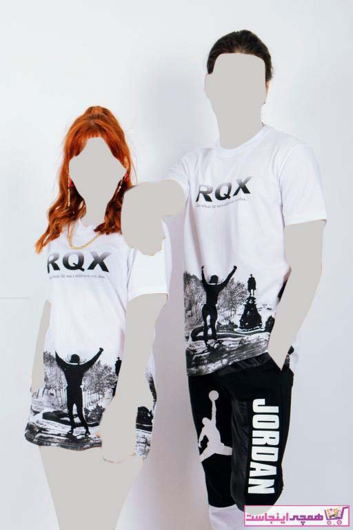 تیشرت زنانه قیمت برند Rocqerx کد ty89456737