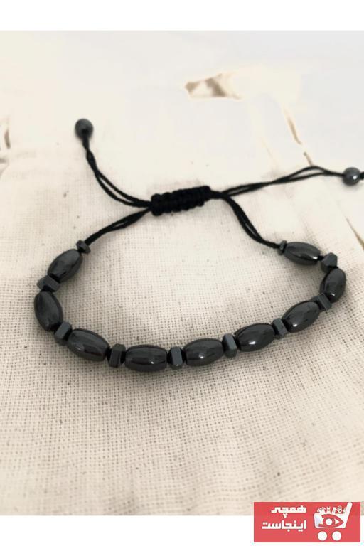 فروش اینترنتی دستبند مردانه با قیمت برند VENTUS CALİDUS رنگ نقره ای کد ty89523712