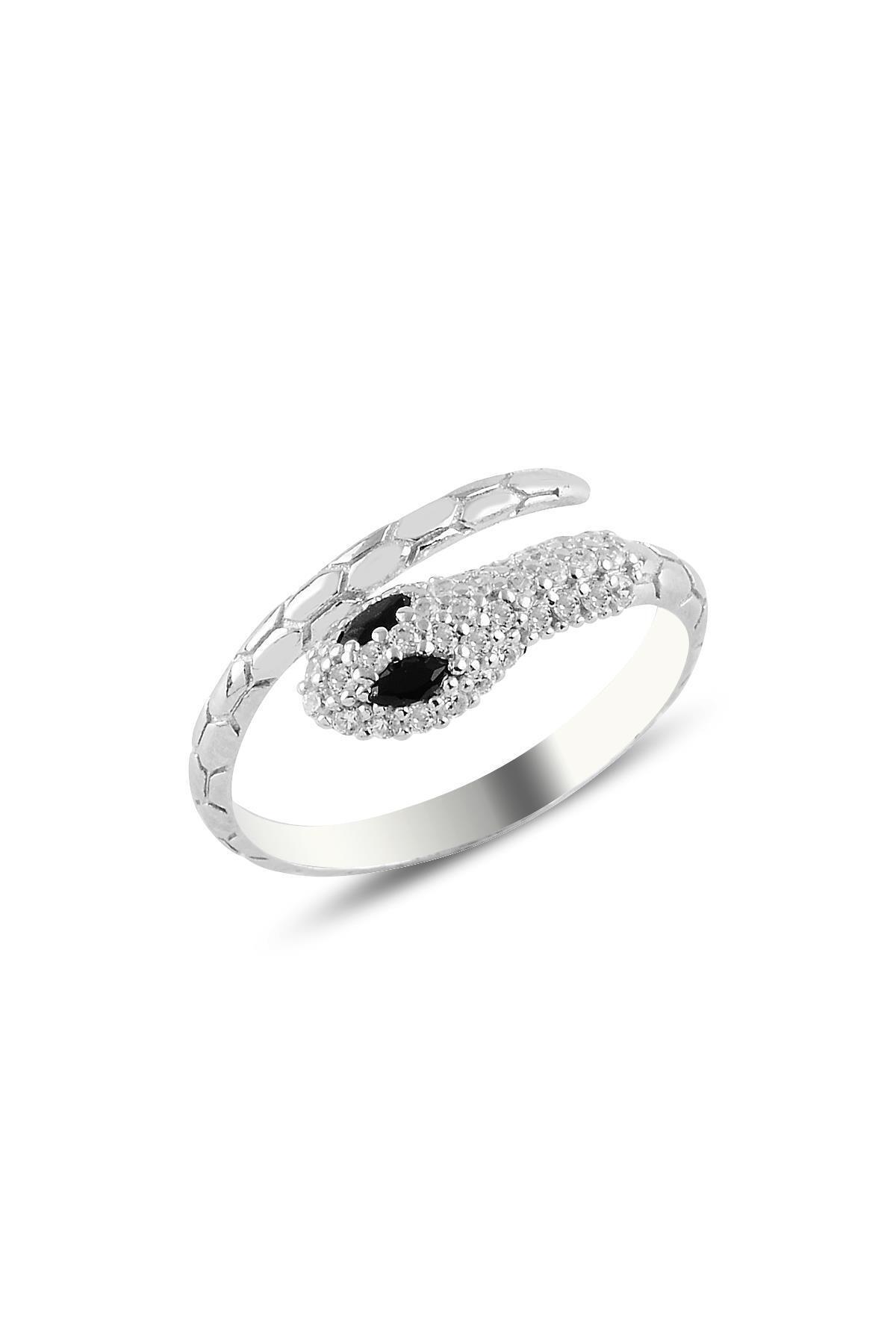 انگشتر زنانه خاص برند Söğütlü Silver رنگ مشکی کد ty89651905