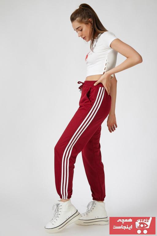 خرید مدل اسلش زنانه برند HAKKE رنگ زرشکی ty89686711