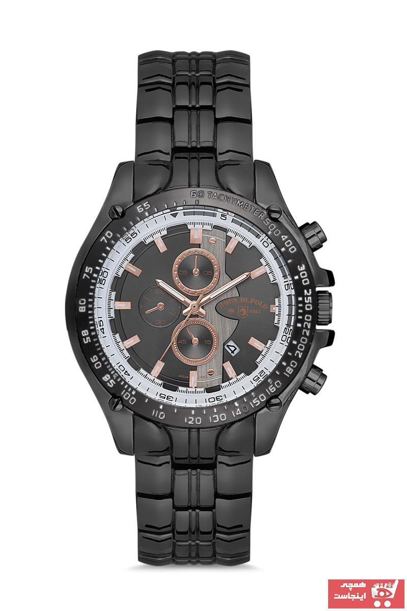 خرید نقدی ساعت مردانه مارک Aqua Di Polo 1987 رنگ لاجوردی کد ty89796292