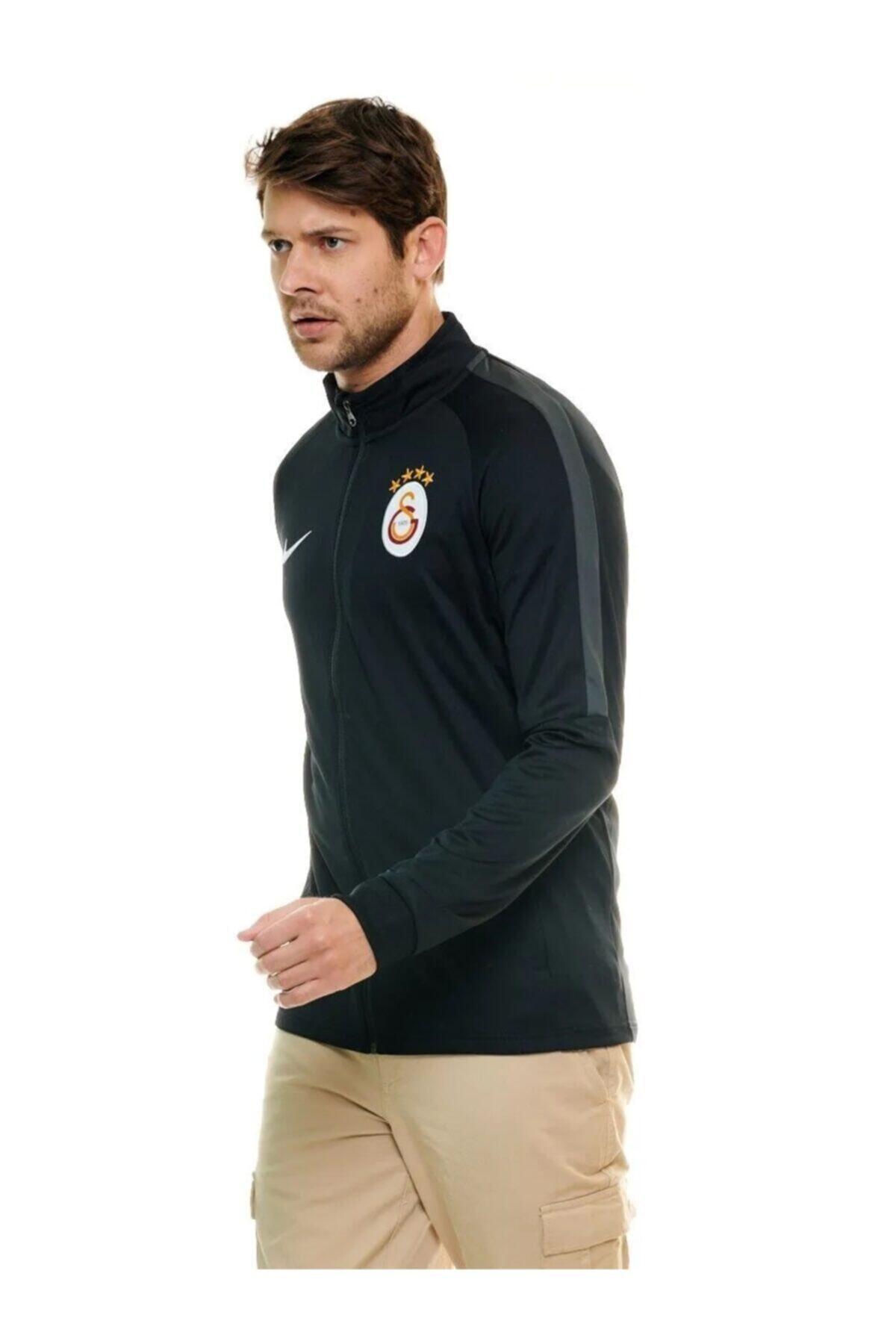 سفارش اینترنتی گرمکن ورزشی مردانه برند Galatasaray رنگ مشکی کد ty90853201