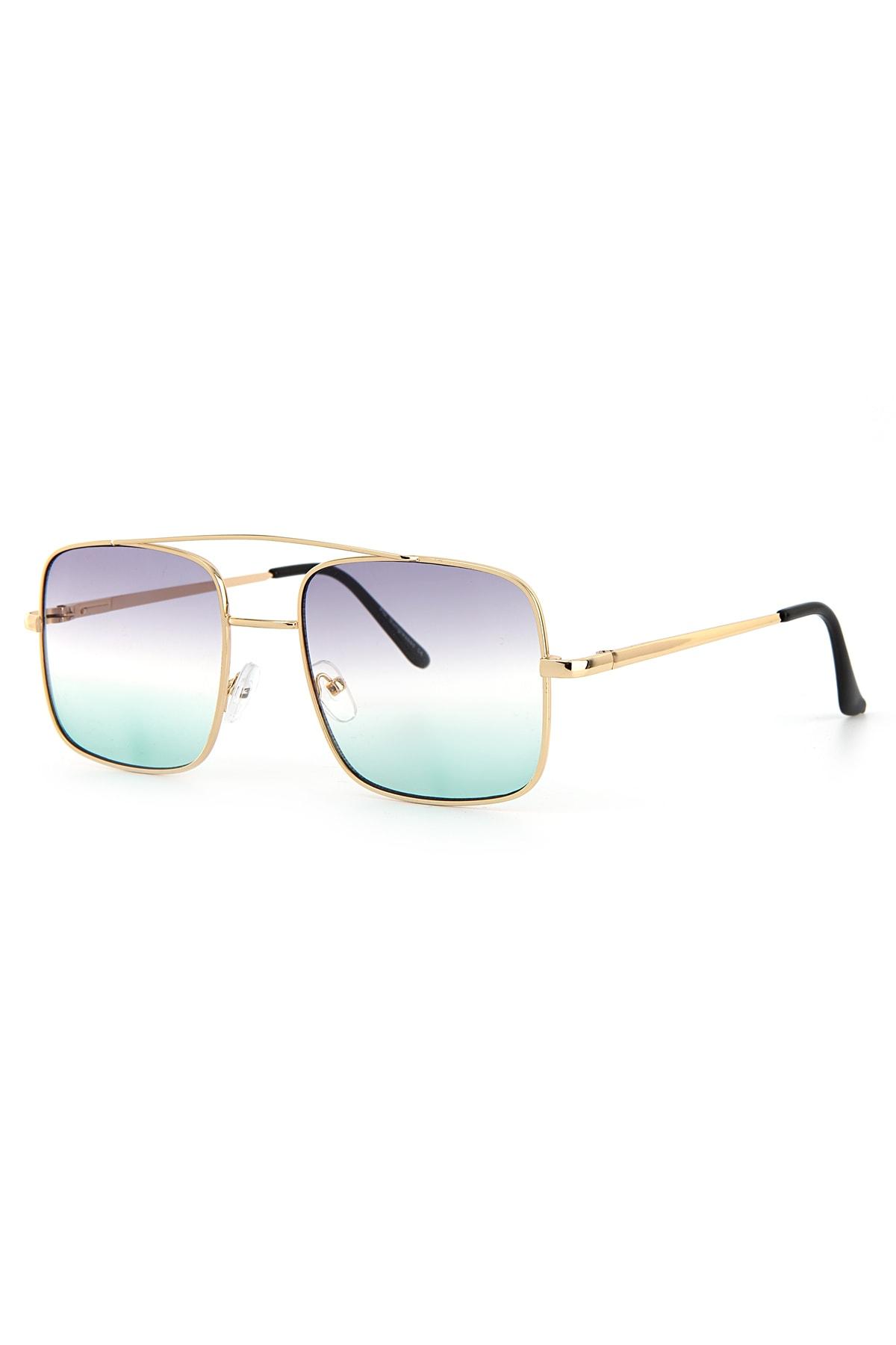 عینک آفتابی زنانه ارزان مارک Aqua Di Polo 1987 رنگ سبز کد ty91554973