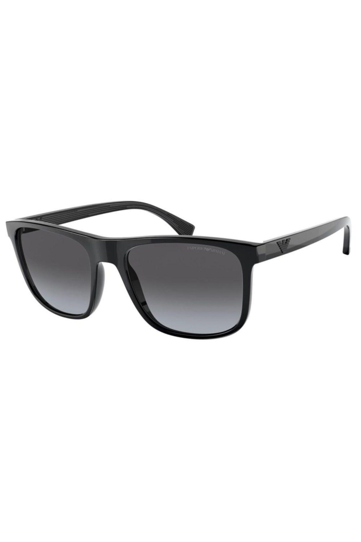 عینک آفتابی مردانه برند امپریو آرمانی رنگ مشکی کد ty91677708