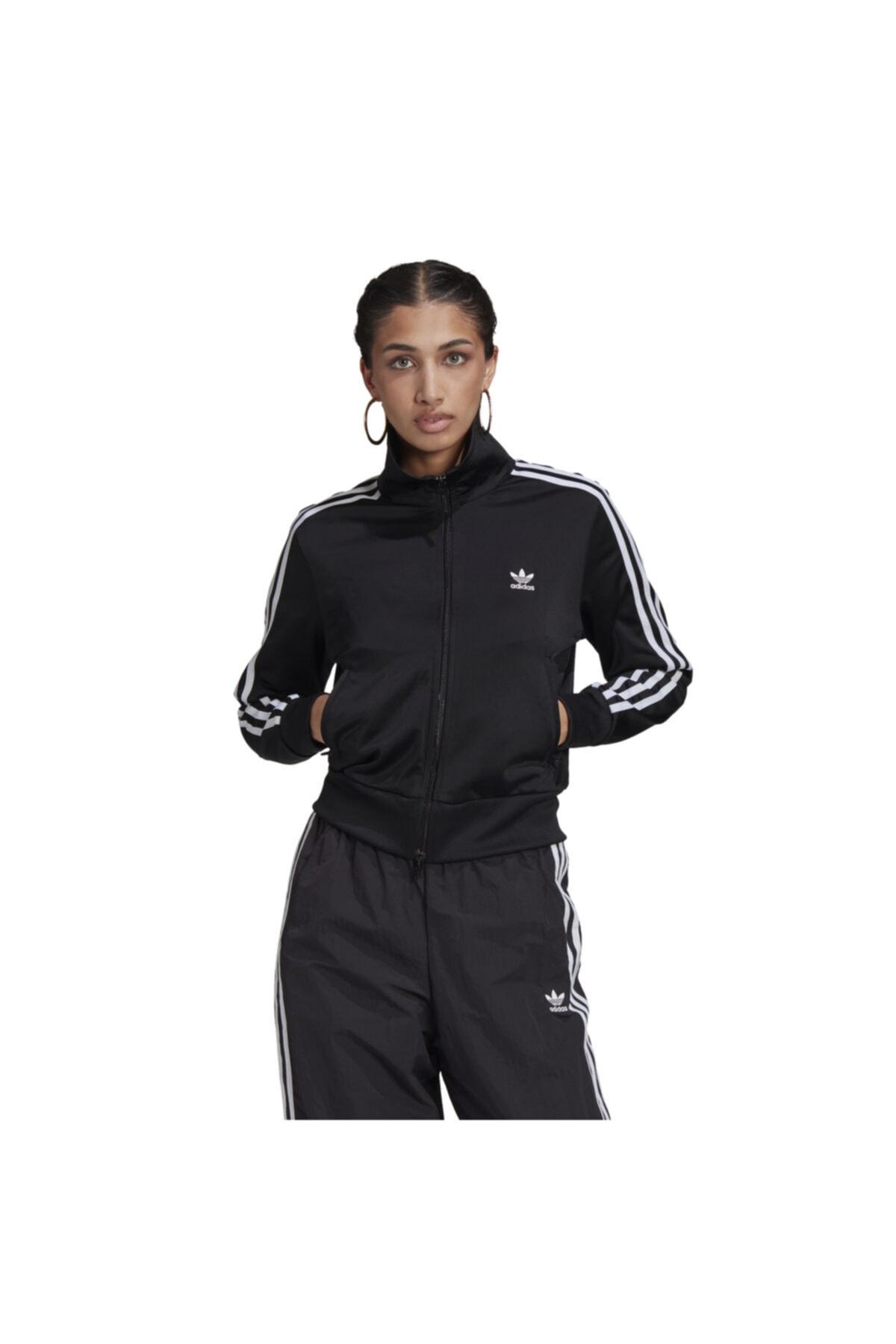 خرید انلاین گرمکن ورزشی زنانه ترکیه برند آدیداس رنگ مشکی کد ty91856669