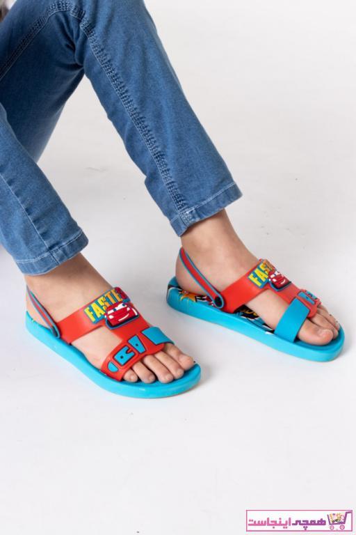 فروشگاه دمپایی بچه گانه دخترانه اینترنتی برند WOVS رنگ آبی کد ty92579728