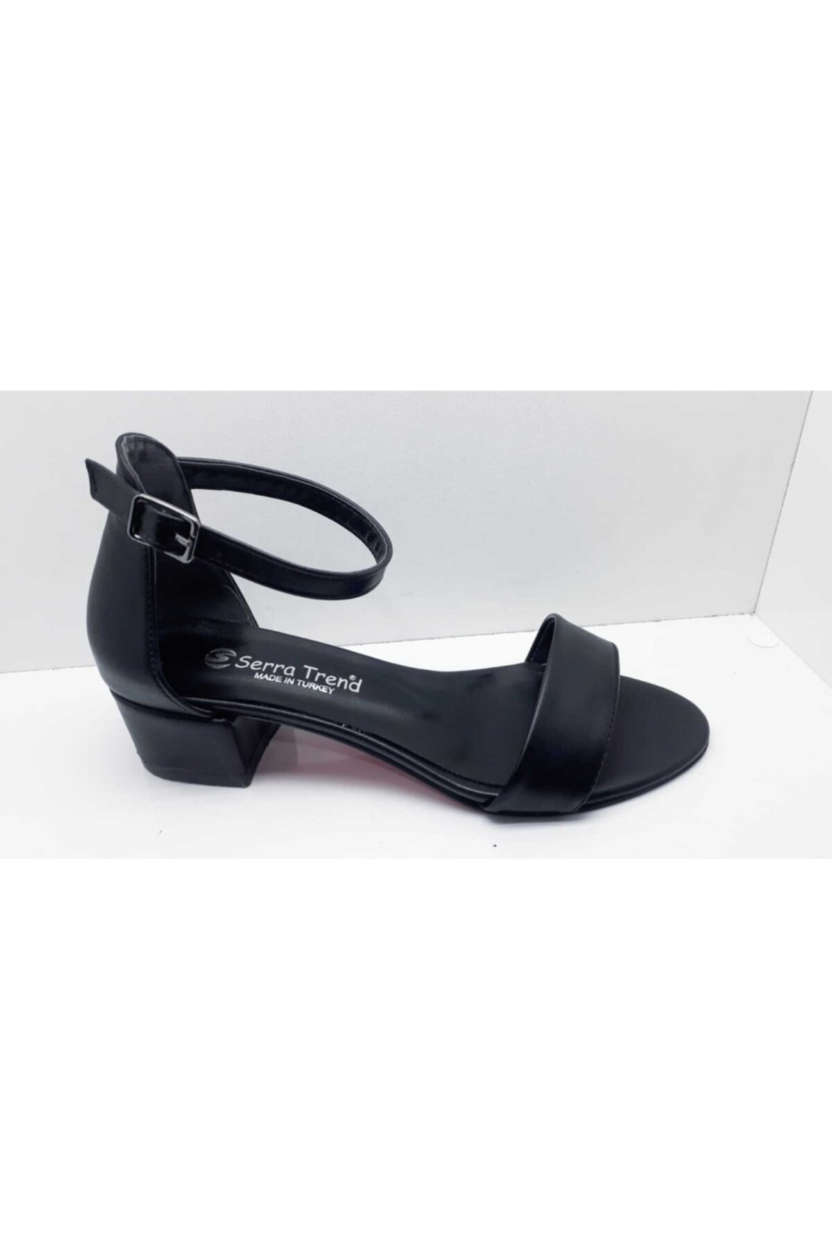 خرید مستقیم کفش پاشنه بلند مجلسی جدید SerraTrend رنگ مشکی کد ty92757405