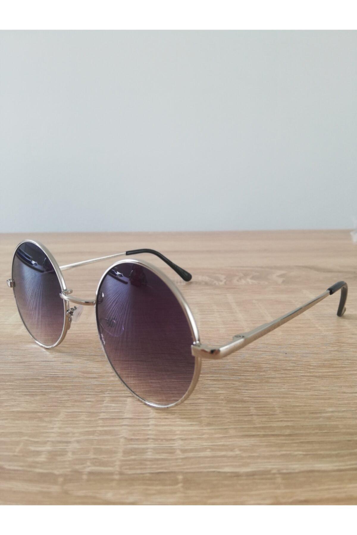 عینک آفتابی زنانه ترک برند Garabidik رنگ بنفش کد ty92863863