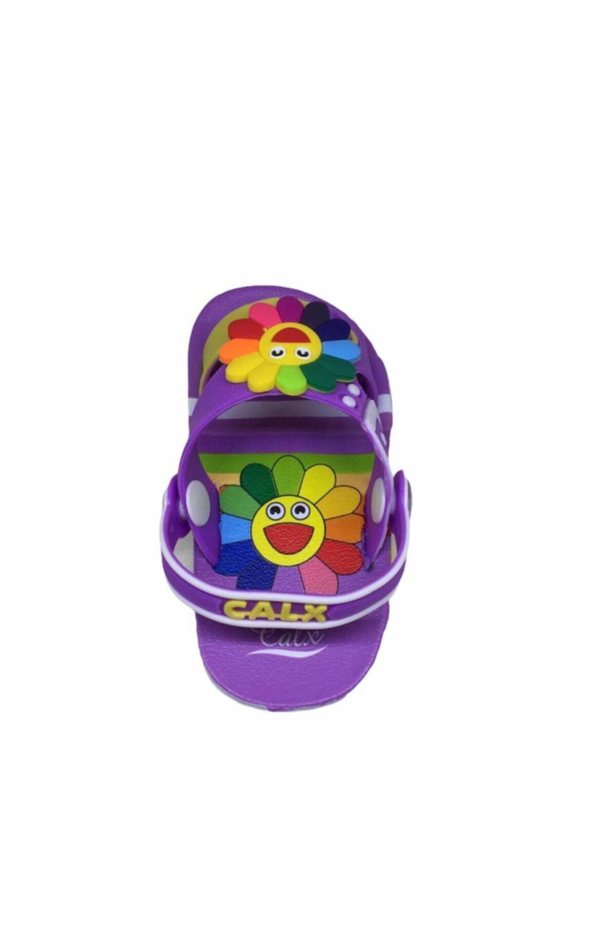 خرید نقدی دمپایی نوزاد دخترانه فانتزی برند Calx رنگ بنفش کد ty92881078