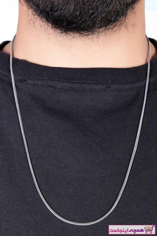 فروش گردنبند مردانه شیک و جدید برند COSİBELLA رنگ نقره کد ty92904118