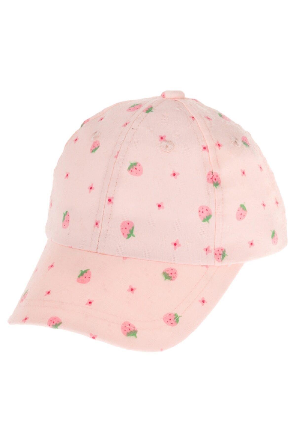 سفارش کلاه نوزاد دختر ارزان برند Kitti رنگ صورتی ty93168358