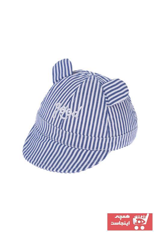 خرید اینترنتی کلاه خاص برند Kitti رنگ لاجوردی کد ty93171619