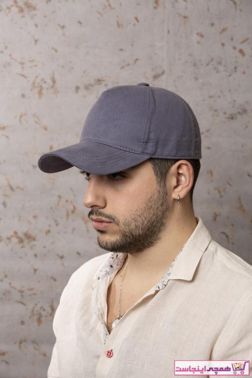 کلاه زنانه برند ÜN ŞAPKA رنگ نقره ای کد ty93261221
