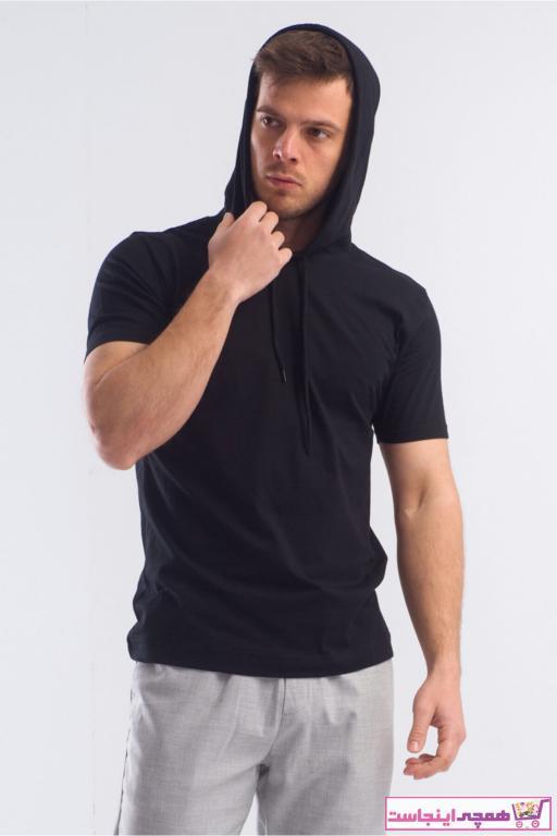 تی شرت مردانه شیک و جدید برند caddecity رنگ مشکی کد ty93404592